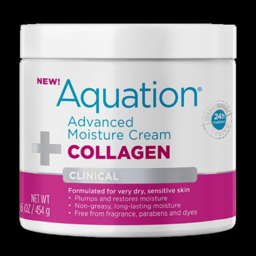 Aquation Collagen Advanced Moisture Cream Perspective: front