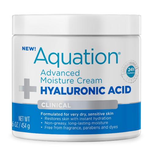 Aquation Hyaluronic Acid Advanced Moisture Cream Perspective: front