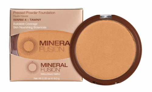 Mineral Fusion Pressed Base 4 Warm Foundation Perspective: front