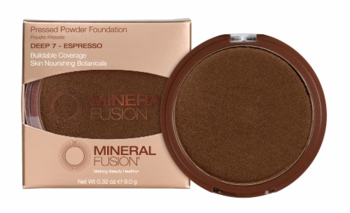 Mineral Fusion Pressed Base 7 Deep Foundation Perspective: front