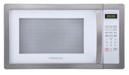 Farberware Classic 1000-Watt Microwave Oven Perspective: front