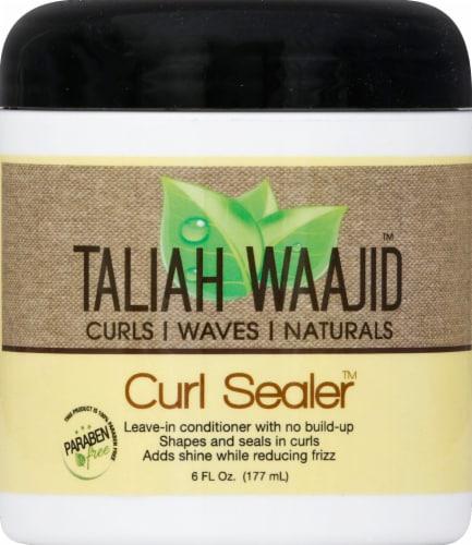 Taliah Waajid Curl Sealer Perspective: front
