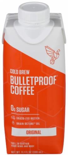 Bulletproof Original Cold Brew Coffee Perspective: front