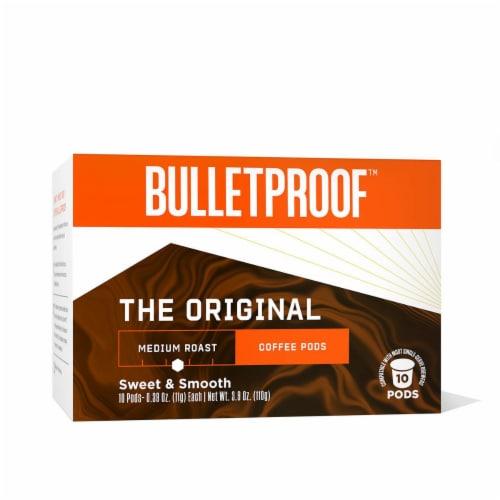 Bulletproof Original Medium Roast Single-Serve Coffee Cups Perspective: front