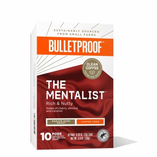 Bulletproof The Mentalist Medium Roast Single-Serve Coffee Cups Perspective: front