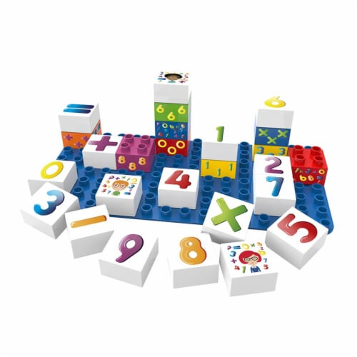 BiOBUDDi Numbers Learning Set Perspective: front