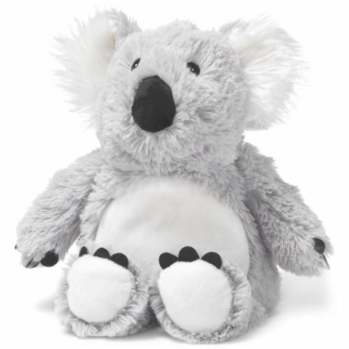 Warmies Koala Stuffed Animal Perspective: front