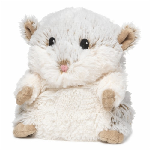 Warmies Hamster Microwavable Scented Plush Perspective: front