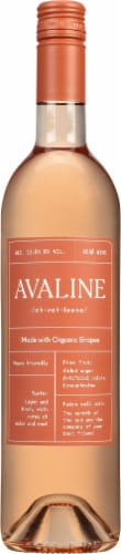 Avaline Rose Wine Perspective: front