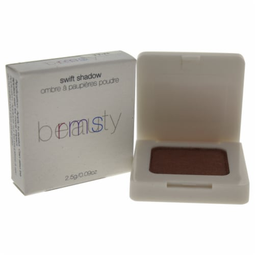 RMS Beauty Swift Tempting Touch Shadow # TT71 Dark Brown EyeShadow 0.09 oz Perspective: front