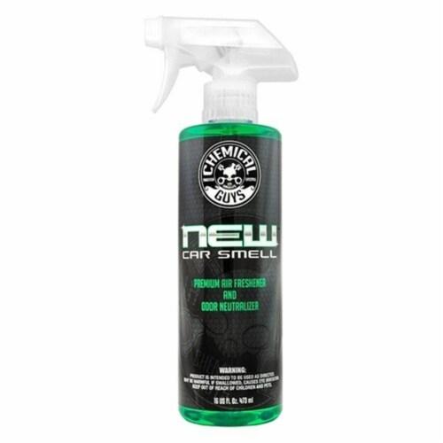 Chemical Guys CHGAIR-101-16 16 oz Odor Eliminator Air Freshener Perspective: front