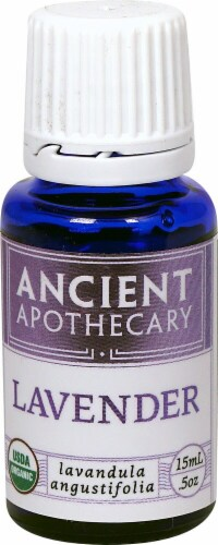 Ancient Nutrition Ancient Apothecary Organic Lavender Drops Perspective: front