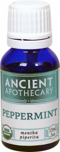 Ancient Nutrition Ancient Apothecary Organic Peppermint Drops Perspective: front