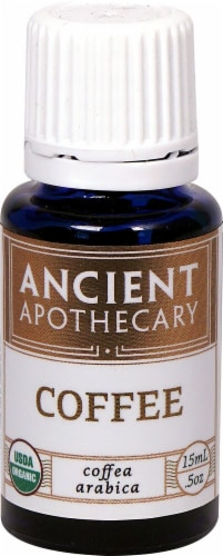 Ancient Apothecary Organic Essential Coffee Oil Perspective: front