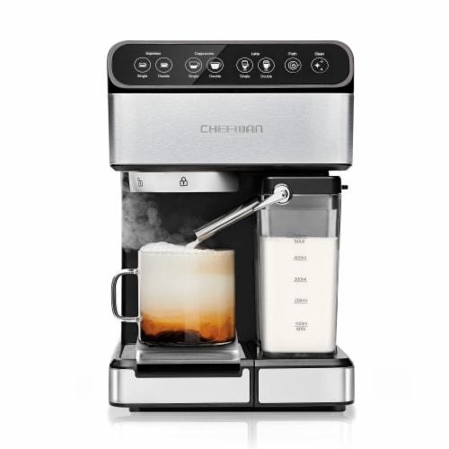 Chefman 6-in-1 Espresso Machine Perspective: front