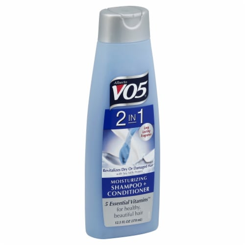 VO5 2 in 1 Moisturizing Shampoo + Conditioner Perspective: front