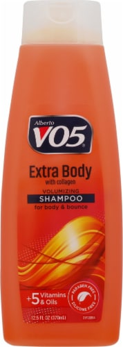 VO5 Extra Body Volumizing Shampoo Perspective: front