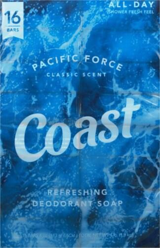 Coast® Classic Scent Bar Soap Perspective: front