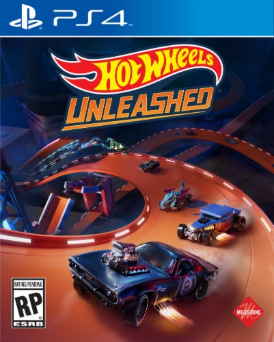 Hot Wheels Unleashed (PS4) Perspective: front