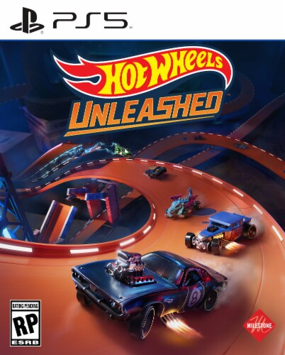 Hot Wheels Unleashed (PS5) Perspective: front