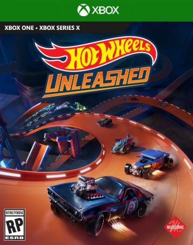 Hot Wheels Unleashed (Xbox One) Perspective: front