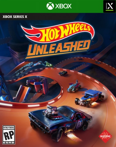 Hot Wheels Unleashed (Xbox) Perspective: front