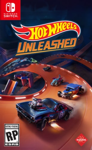 Hot Wheels Unleashed (Nintendo Switch) Perspective: front