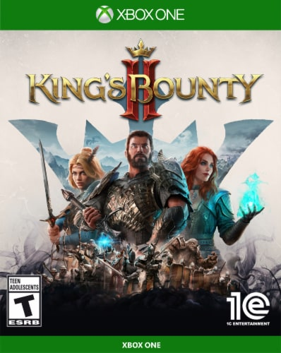 King's Bounty II (Xbox One) Perspective: front