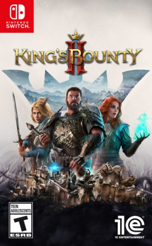 King's Bounty II (Nintendo Switch™) Perspective: front