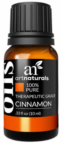 ArtNaturals Cinnamon Therapeutic Grade Leaf Essential Oil Perspective: front