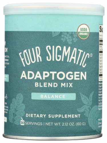 Four Sigmatic Balance Adaptogen Blend Mix Perspective: front