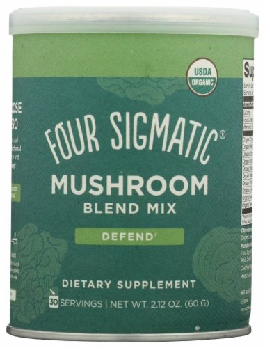 Four Sigmatic Defend Mushroom Blend Mix Perspective: front