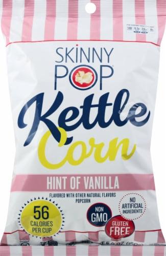 SkinnyPop Hint of Vanilla Kettle Corn Perspective: front