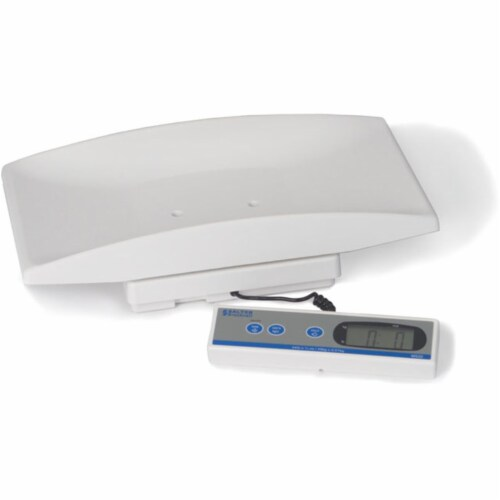 Brecknell Scales 816965000852 MS20 Plastic Weighing Tray Perspective: front