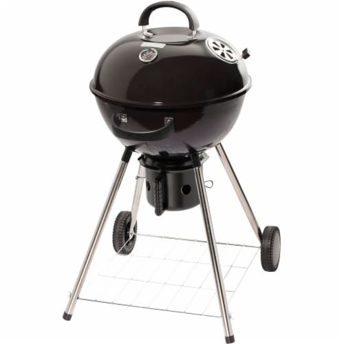 Cuisinart Kettle Charcoal Grill Perspective: front