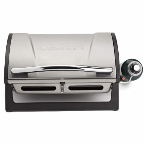 Cuisinart Grillster Portable Gas Grill Perspective: front