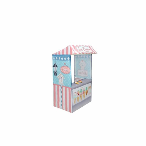 Tentsy TE-1191 Ice-cream Parlor Tent Perspective: front