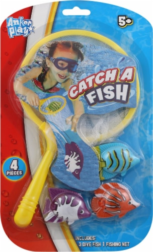 IG Design Anker Play Catch a Fish Diving Game Perspective: front