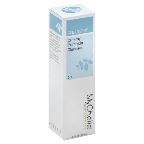 MyChelle Dermaceuticals Creamy Pumpkin Skin Cleanser Perspective: front