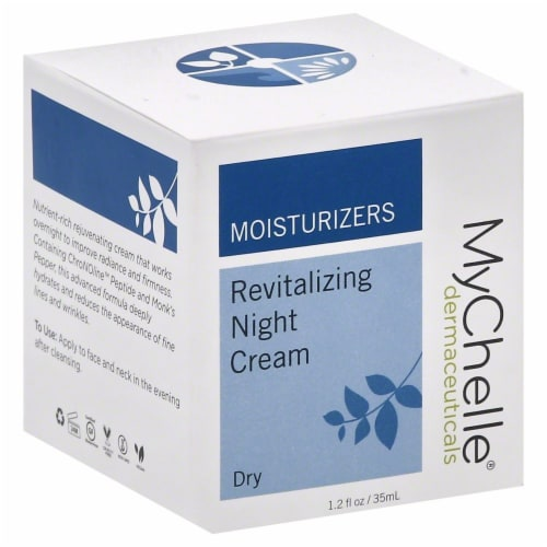 MyChelle Dermaceuticals Revitalizing Night Cream Perspective: front