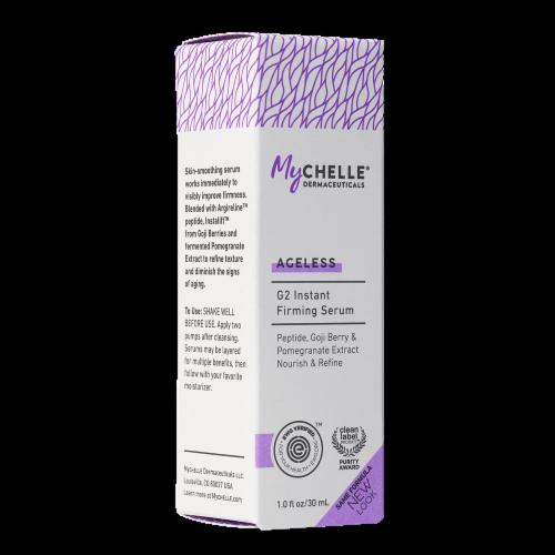 MyChelle Dermaceuticals G2 Instant Firming Serum Perspective: front