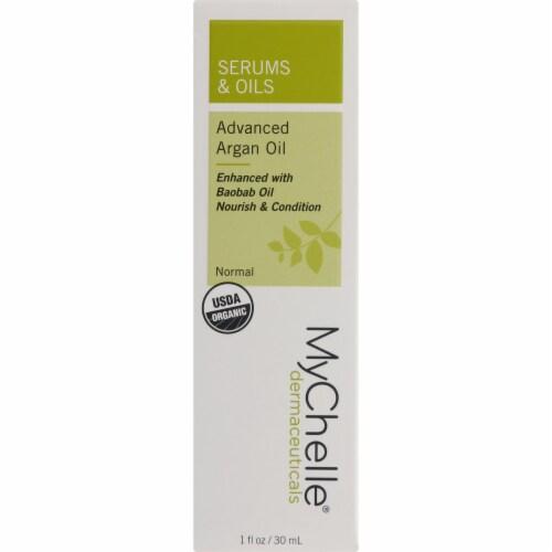 MyChelle Dermaceuticals Advanced Argan Oil Perspective: front