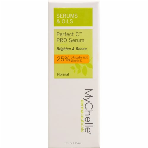 MyChelle Dermaceuticals Brighten & Renew Perfect C Normal Serum Perspective: front