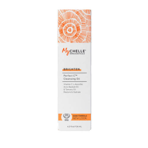 MyChelle Dermaceuticals Perfect C Cleansing Oil Perspective: front