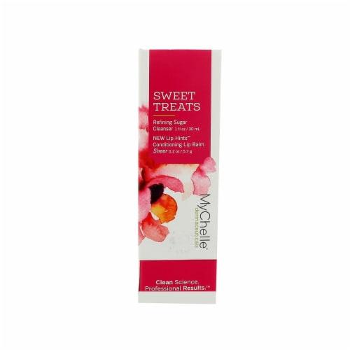 MyChelle Dermaceuticals Sweet Treats Value Set, 1 Ounce + 0.02 Ounces (2 Piece Set) Perspective: front