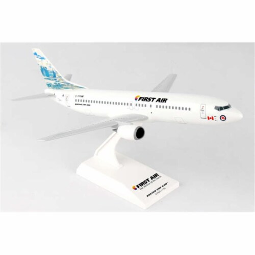 Skymarks SKR905 Skymarks Firstair 727-400, 1by300 Iceberg C-FFNM Air Plane Toy Perspective: front