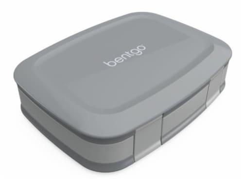 Bentgo Fresh Bento Box - Gray Perspective: front