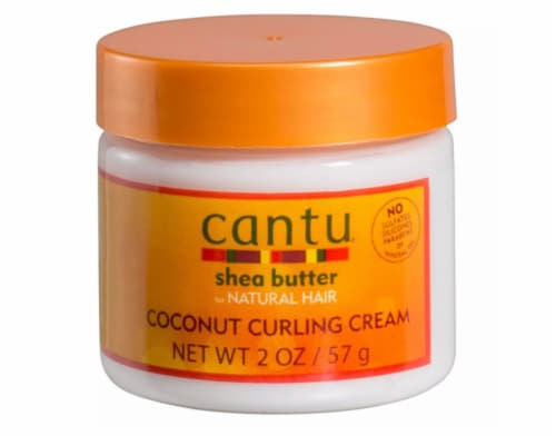 Cantu Coconut Curling Cream Perspective: front
