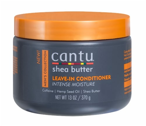 Cantu® Men's Collection Shea Butter Leave-In Conditioner Perspective: front