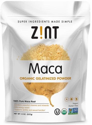 Zint  Maca Powder Perspective: front